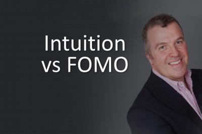 intuition vs FOMO Web